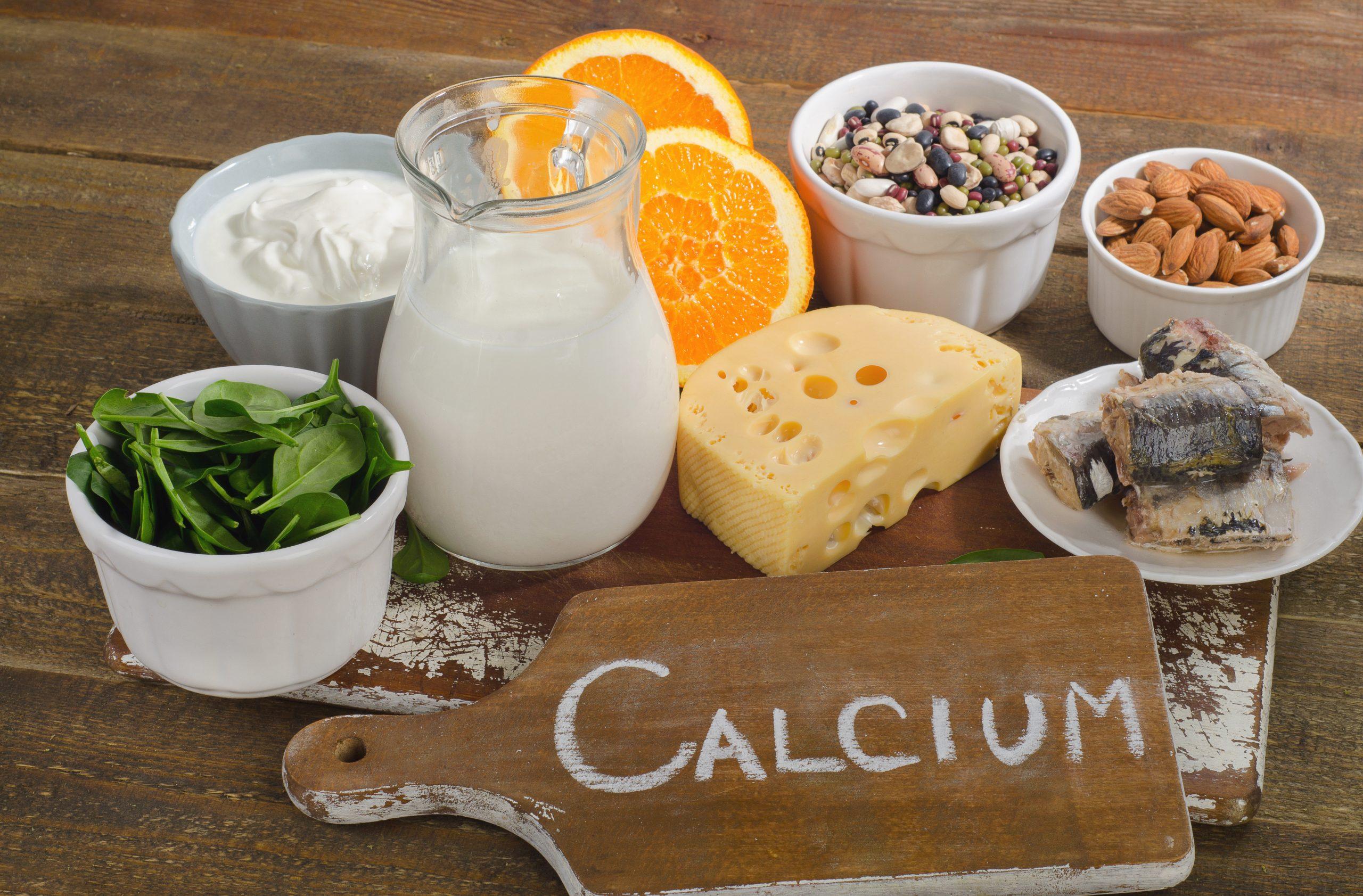 Benefits of Calcium in the Diet